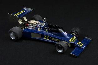 Ensign MN177 (1978 German G.P. #22 - Nelson Piquet)