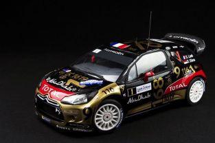 Citroen DS3 WRC 2013 Rallye de France