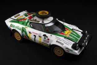 Lancia Stratos HF 1977 Monte Carlo Rally