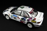 Subaru Impreza WRX 1996 Rally Indonesia