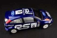 Ford Focus RS WRC '02 - Safari Rally