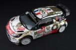 Citroën DS3 WRC 2015 Rallye Monte Carlo